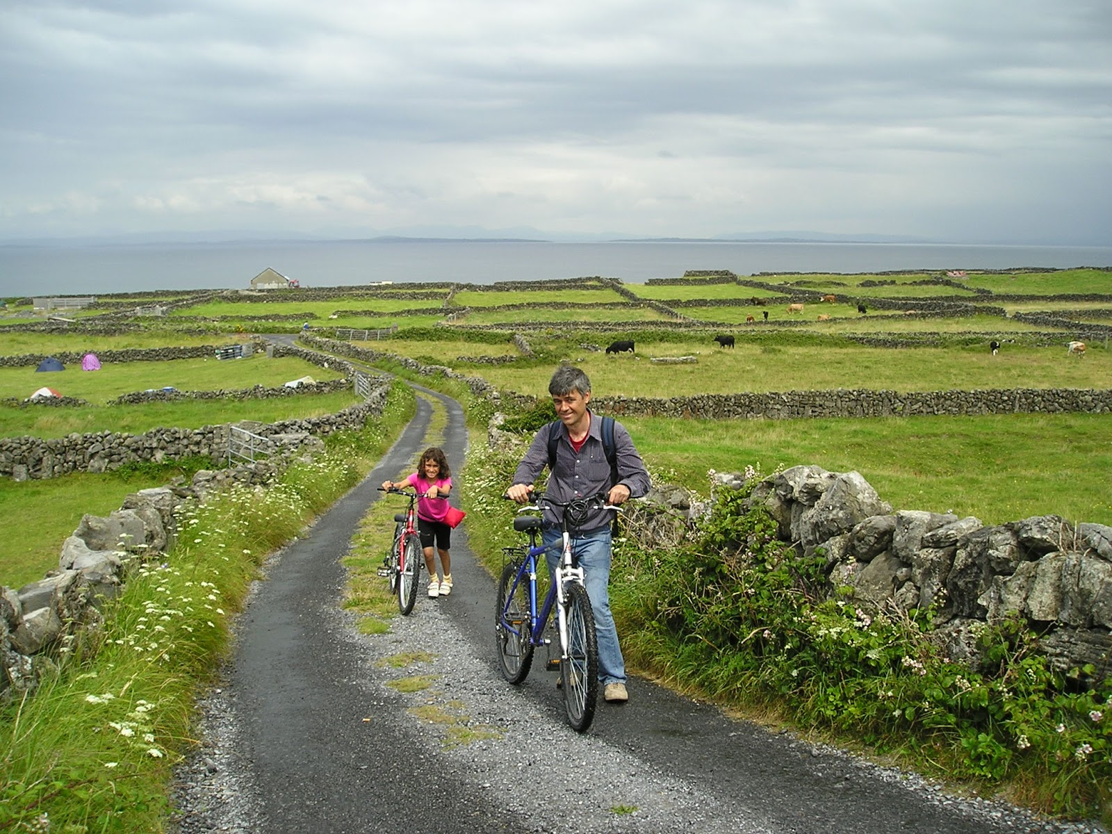 CARRETERA Y MANTA: Irlanda julio 2008