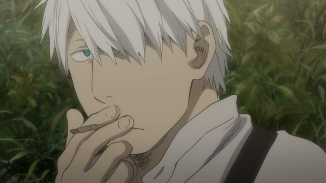 Mushishi Zoku Shou Episode 2 Subtitle Indonesia