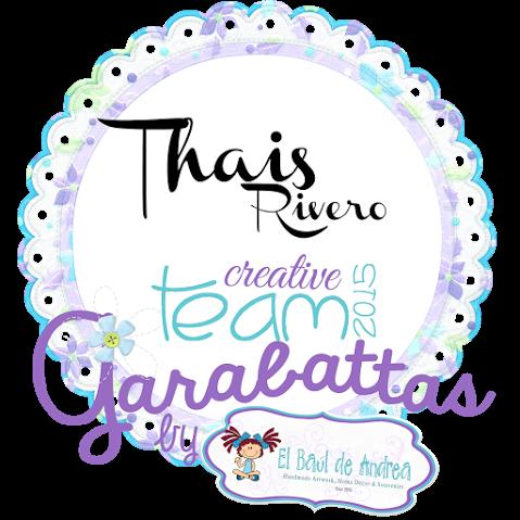 Soy parte del Design Team de Garabattas