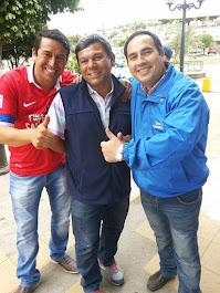 Hno José Parra M, Pastor Armando Ferreira, José Aceituno