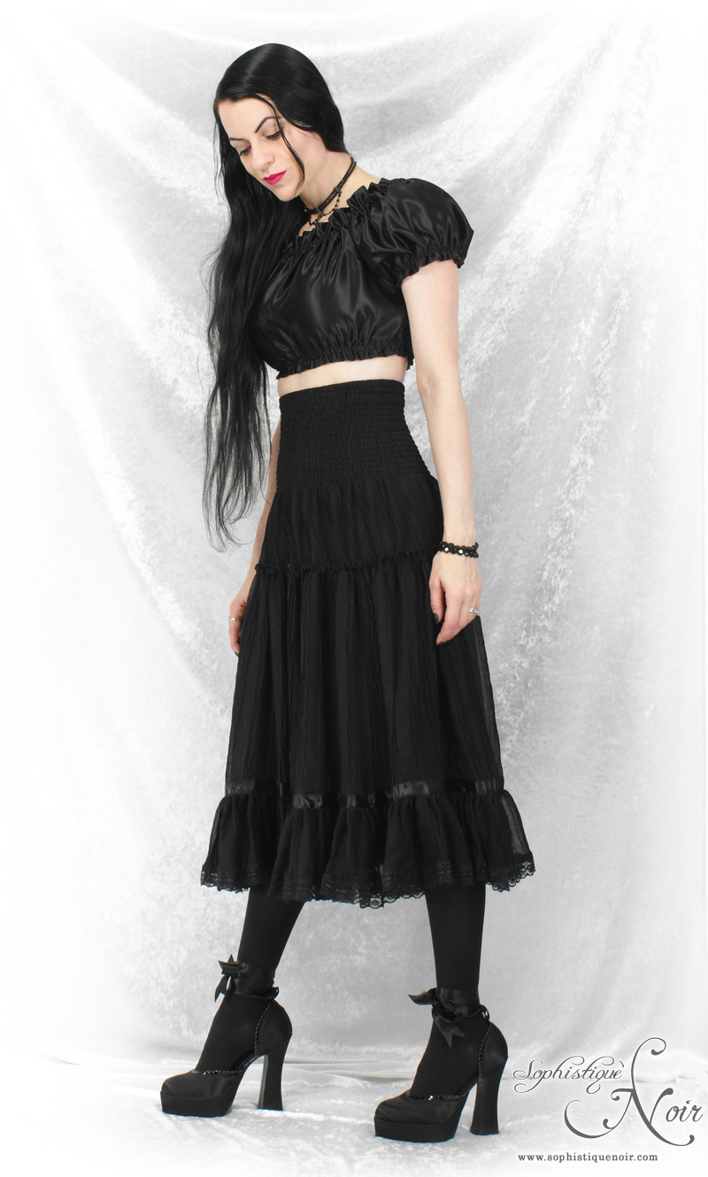 Sophistique Noir - Gothic Fashion for the Mature: Forties Flirty, ...