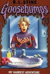 R.L. Stine - Goosebumps #26 My Hairiest Adventure