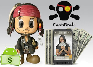 Cashpirate app gana dinero