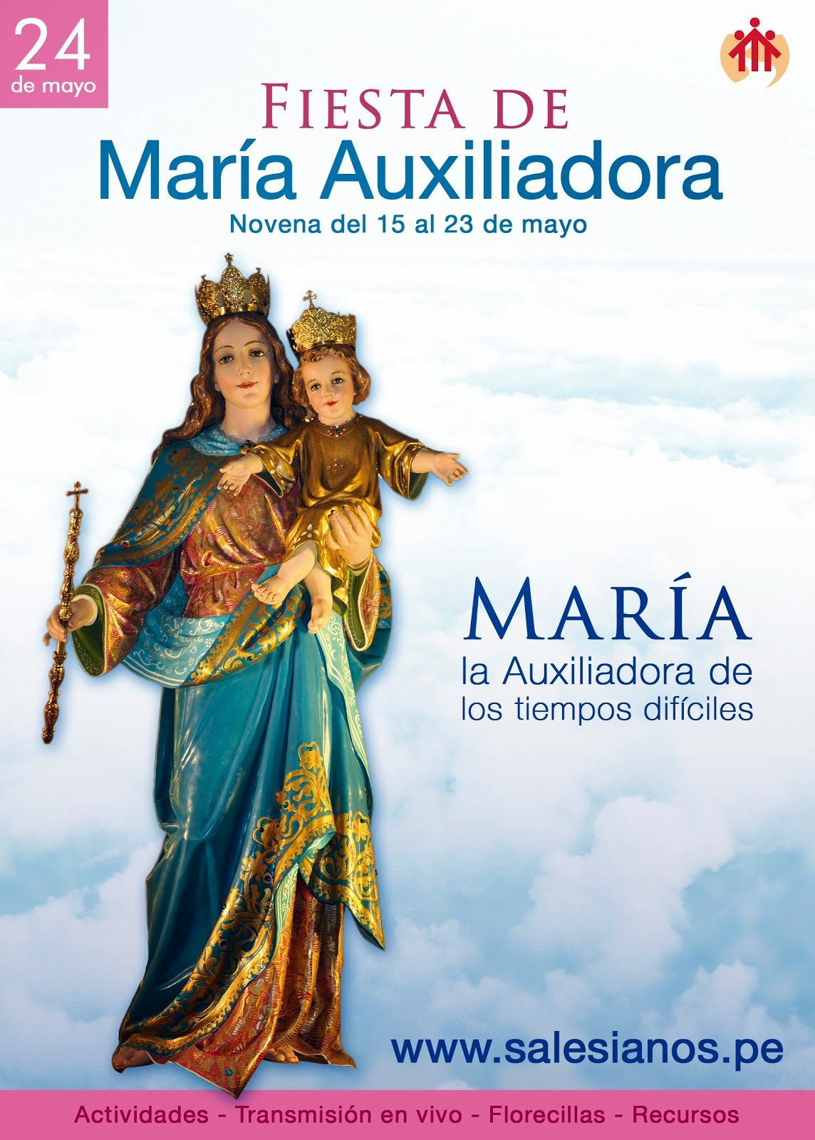 Fiesta de Maria Auxiliadora - Peru 2015
