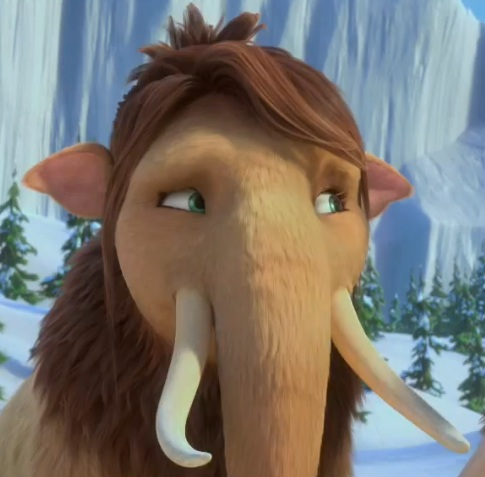 ice age 4 characters peaches - photo #2