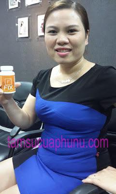 Fix giảm cân nhanh và an toàn - Fix bHIP Việt Nam chính hãng