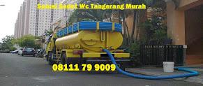 Solusi Sedot Wc Tangerang Murah Tlp 08111 79 9009