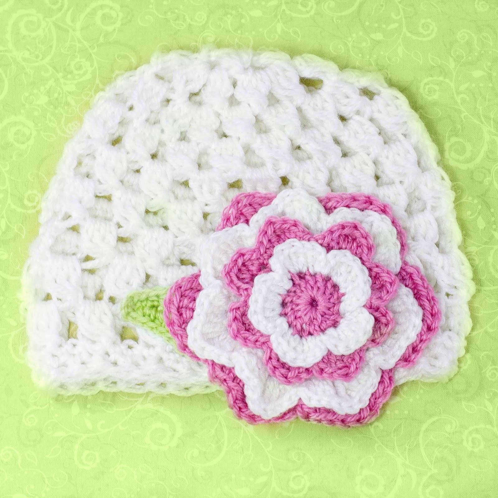 Free Crochet Pattern Spring Hat : Hopeful Honey Craft, Crochet, Create: 10 Free Easter ...