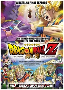 Dragon Ball Z A Batalha dos Deuses Torrent Dual Audio