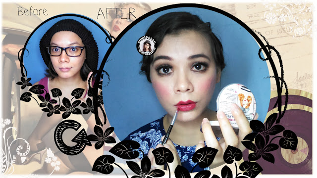 Tutorial Makeup : Flapper in 20s