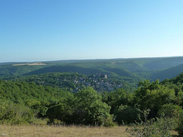 [CR] Bruniquel (82), Gorges de l'Aveyron le 09 juillet 2015. P1070530