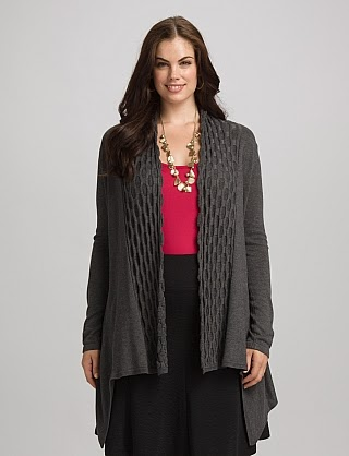 New Fashionable Sweaters For Plus Size Women By Dress Barn From
