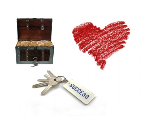 Wealth, Success and Love tengku dabo singkep