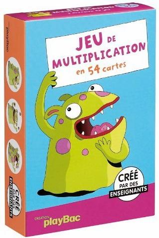 Jeux ducatifs chiffres et calculs for Jeu des multiplications