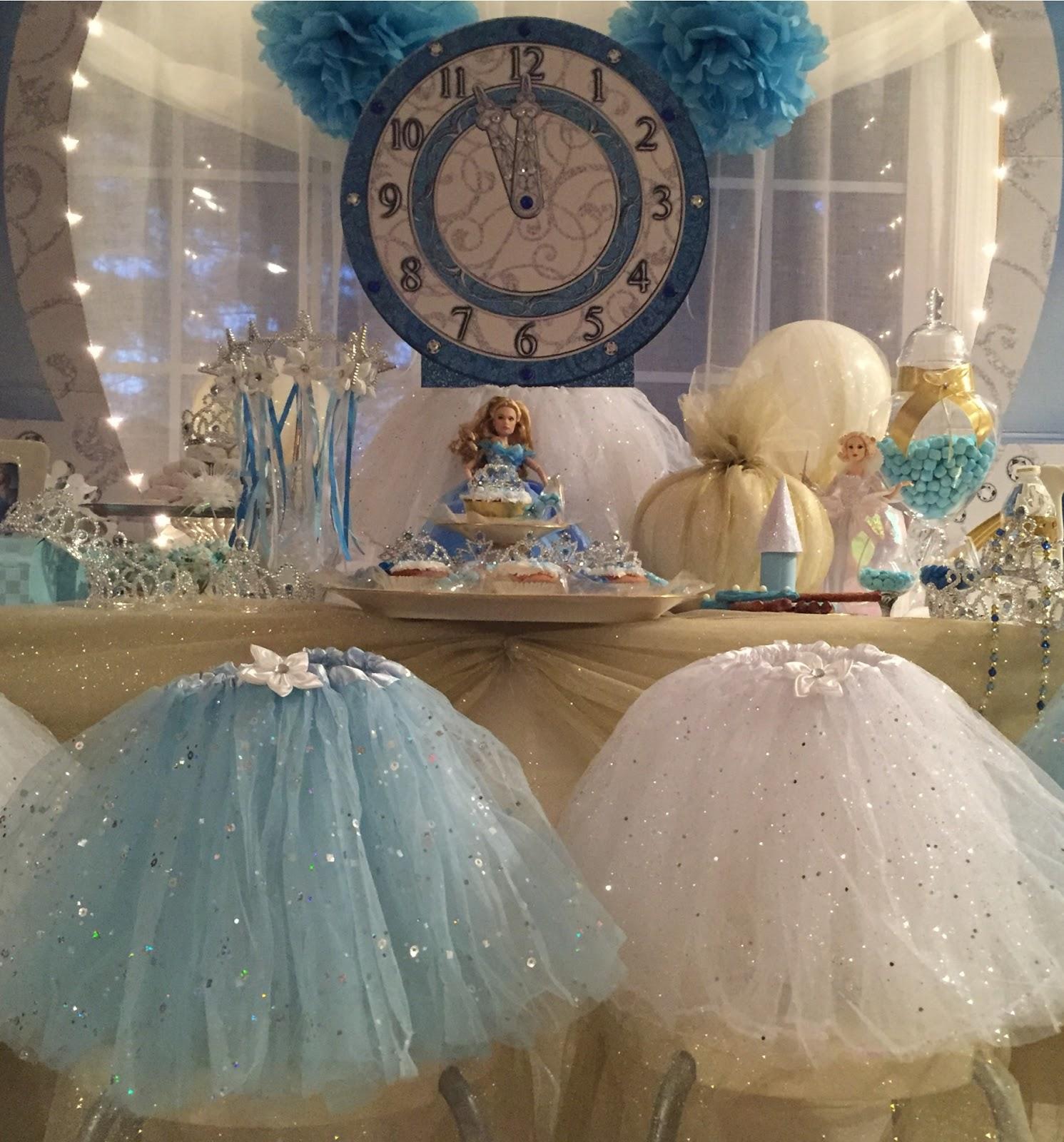The Princess Birthday Blog: Cinderella Party Giveaway