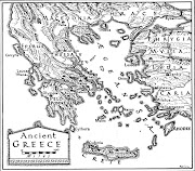 Below you can find a map of Ancient Greece to aid your in your historical . (ancient greece map)