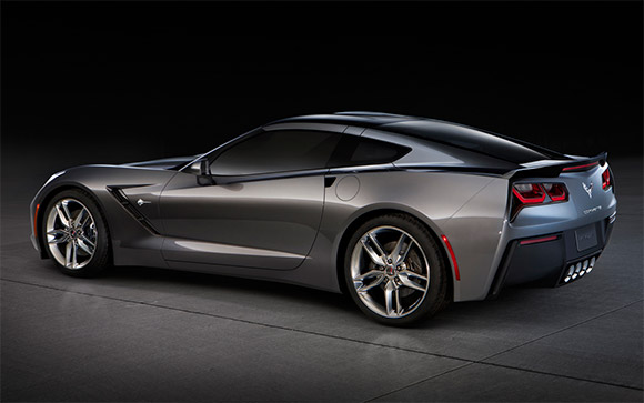 2014 corvette stingray price in malaysia