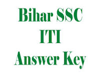 BSSC ITI Instructor Answer Key 2014 Solutions/ Cut Off marks