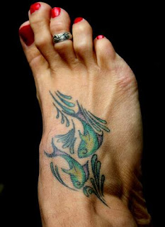Pisces Tattoo