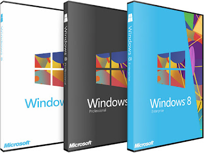 All Windows 8 Original Images From Microsoft MSDN (x86/x64) [Torrent