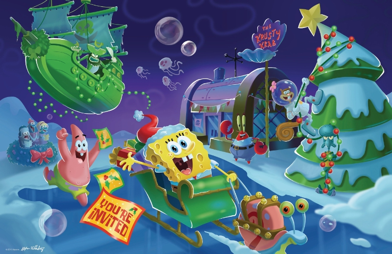 NickALive!: Moody Gardens and Nickelodeon Reveal First Glimpse of ...