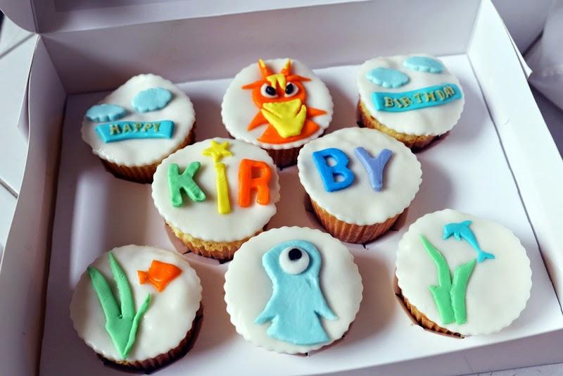 Cupcakes Bajoterra