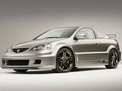 2005 Acura RSX A-Spec Concept