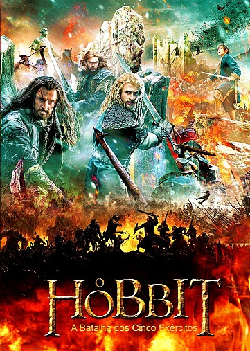 Download - O Hobbit: A Batalha dos Cinco Exércitos - Dublado (2014)