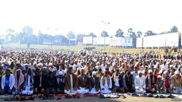 Ingin Dirikan Negara Islam, 20 Orang di Ethiopia Dipenjara