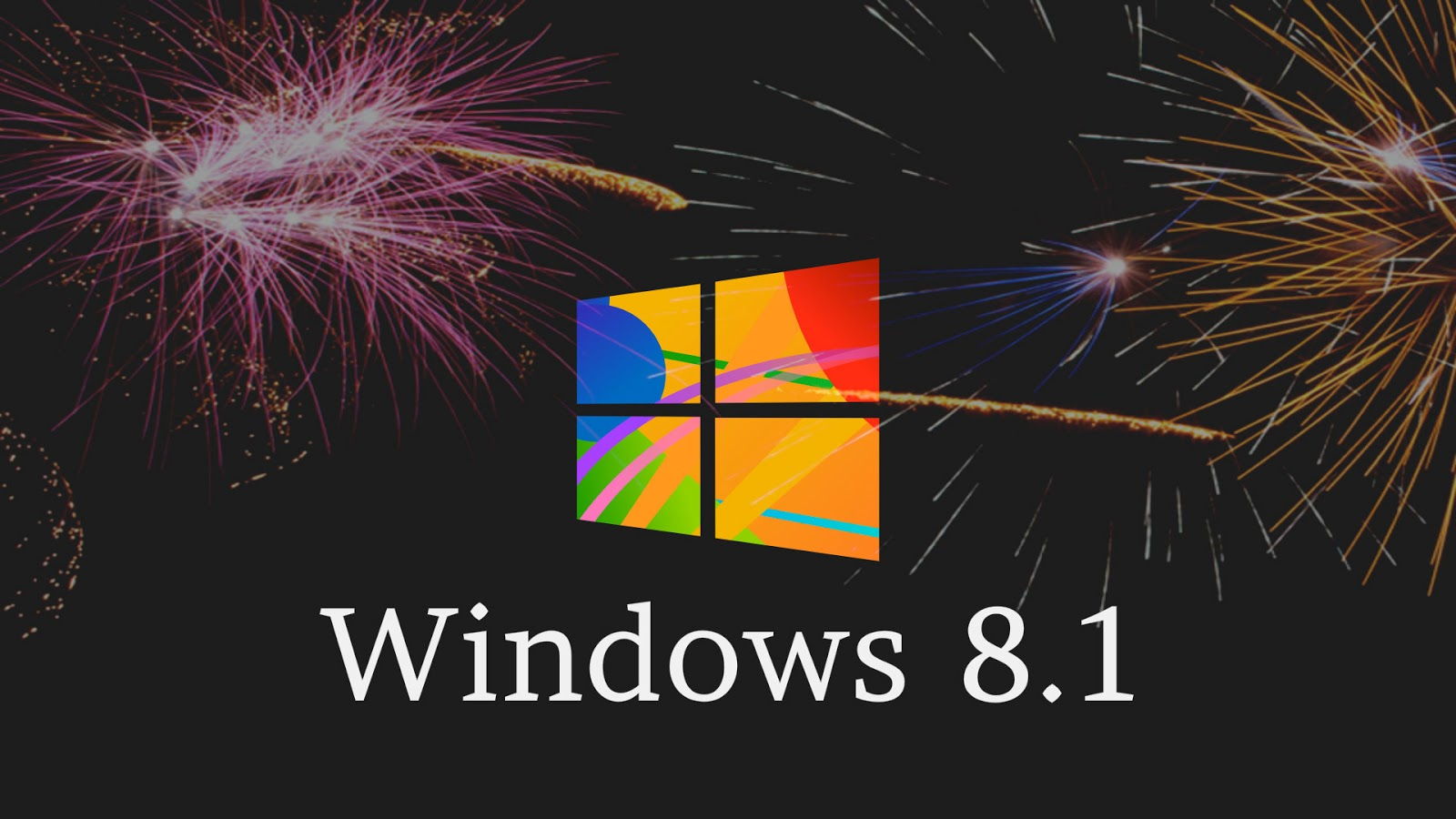 Windows 8.1 update will be releasing in October 2013.