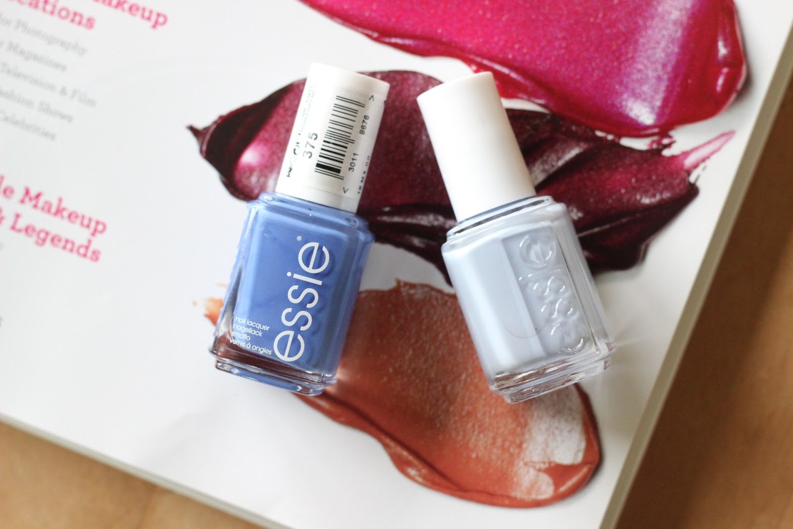 Essie Summer 2015- The Blues