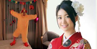 Oshima Yuko Merayakan Ulang Tahunnya Yang Ke 27