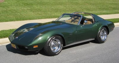 Chevrolet Corvette 1974 Complete Electrical Wiring Diagram ...