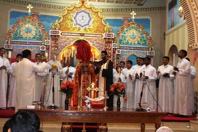 Parumala Pally: St. Mary's JSO Soonoro Church, Sharjah