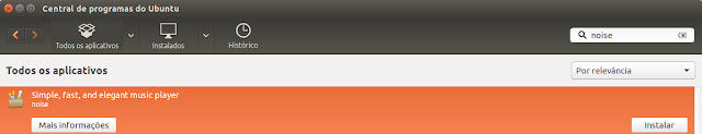 Instalando o Noise no Ubuntu