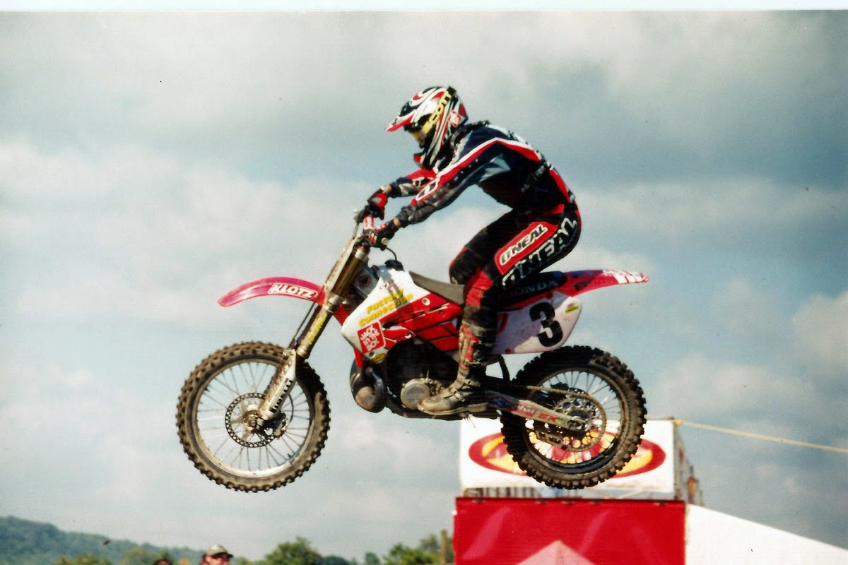 Mike Larocco Broome Tioga 1999