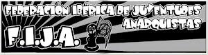 Federación Ibérica de Juventudes Anarquistas (FIJA)