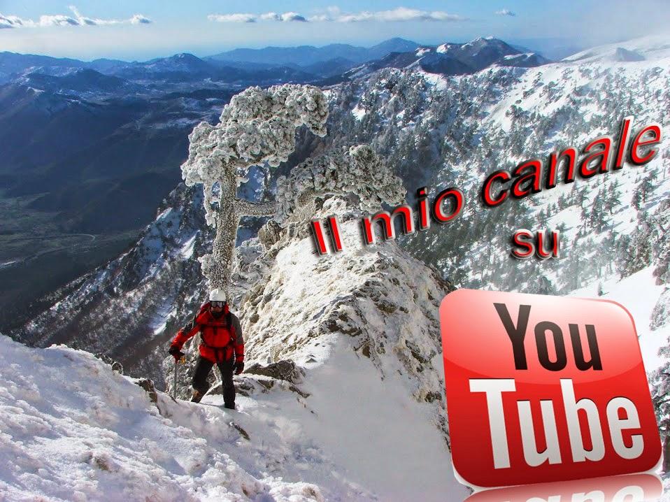 Il mio canale su You Tube