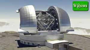 Teleskop terbesar optik 39 meter di bangun di chilie wasiwa