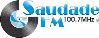 Ràdio Saudade FM de Santos ao vivo