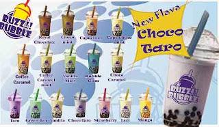 New Flava Choco Taro, try me