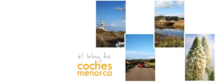 El blog de Coches Menorca