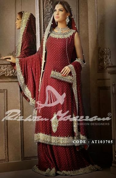 Rizwan Moazzam Bridal Collection