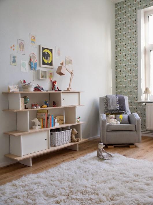 de enero de ideas para decorar las habitacin de un beb