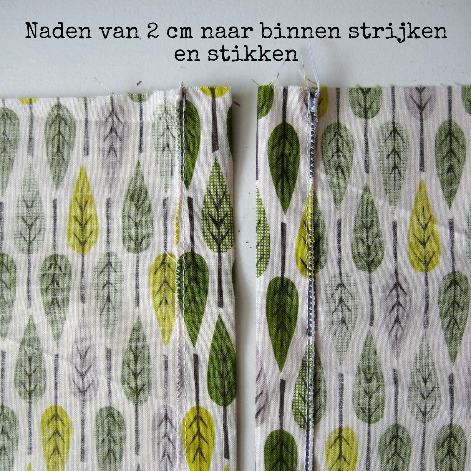 Stunning Gordijnen Aan Elkaar Stikken Images - Trend Ideas 2018 ...