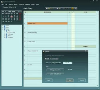 My Personal Planner v1.11