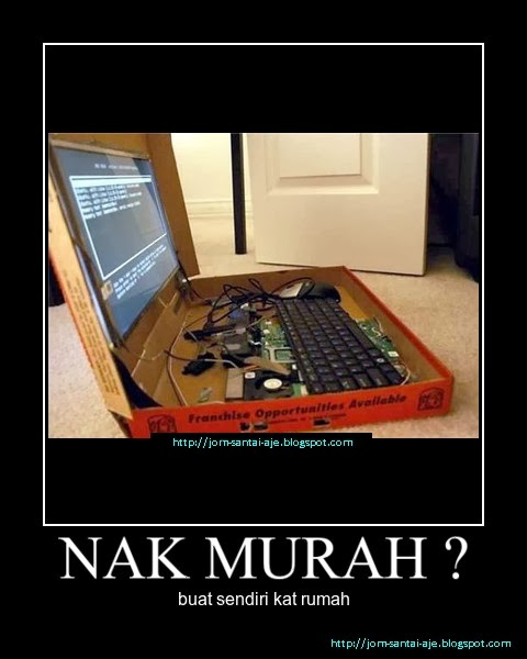 NAK MURAH ?