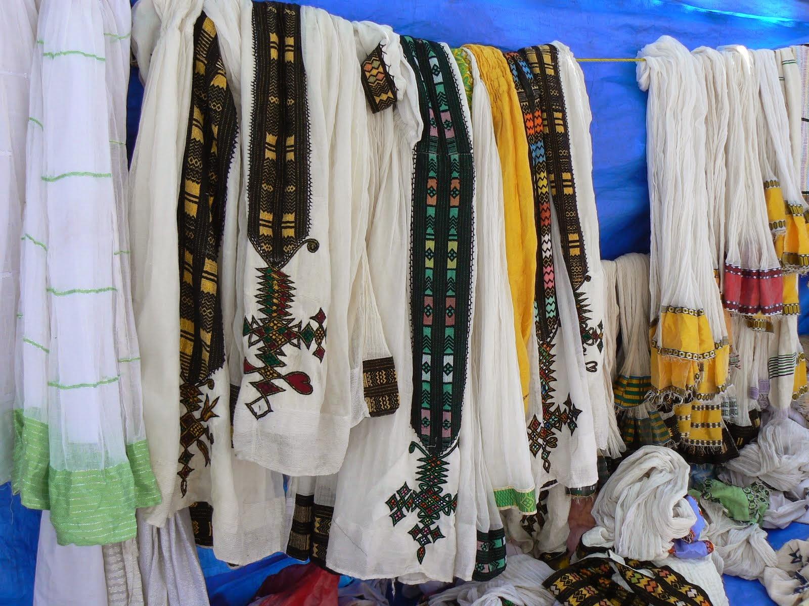 les robes traditionnelles