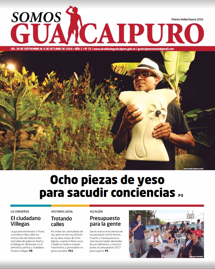 Somos Guaicaipuro 25