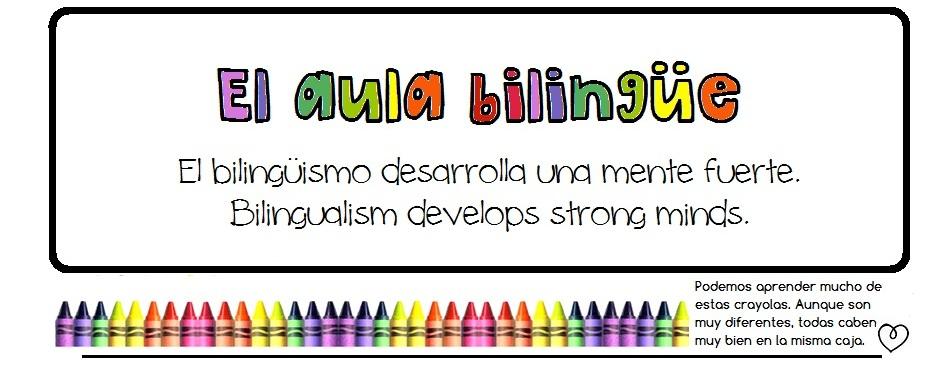 El aula bilingüe